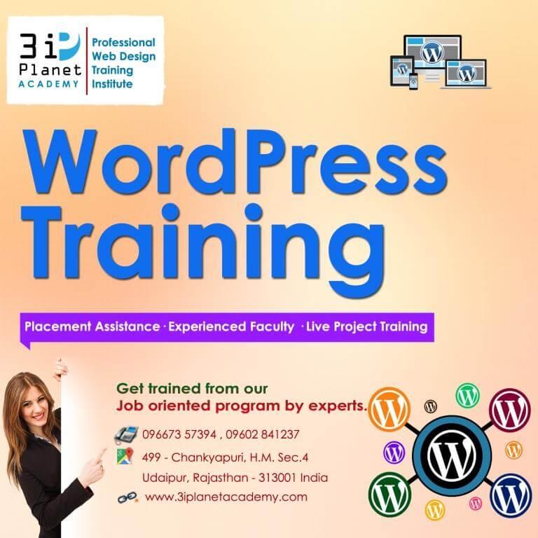 CMS-Wordpress-Training-in-Udaipur